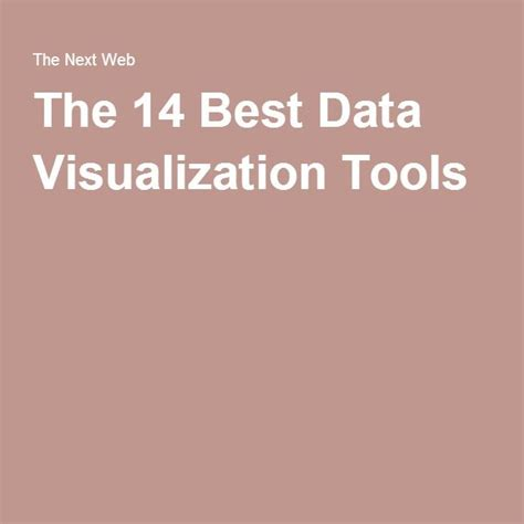 best visualization 17 best ideas about visualization tools on