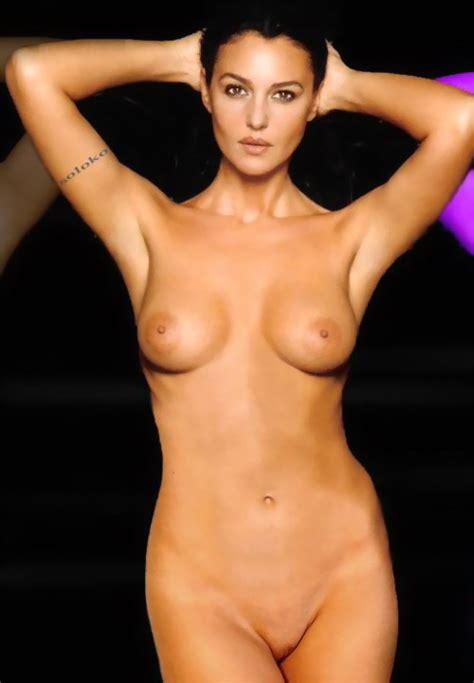Monica Belluci Nude   SAGAN   OFFICIELLE