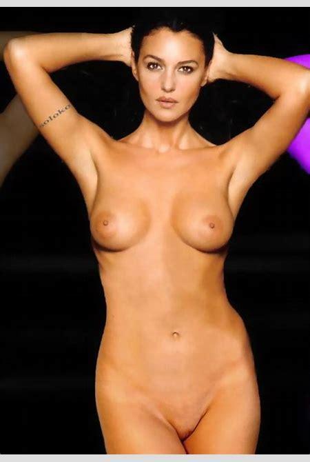 Monica Belluci Nude | SAGAN | OFFICIELLE