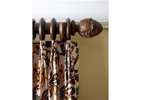 Kirsch Curtain Rods Canada by How To Choose Drapery Hardware Nikkidesigns