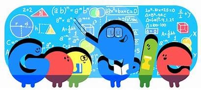 Google Doodle Ecuador Teacher Doodles Teachers Dia