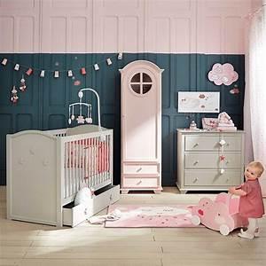 La Maison Du Blanc : d co chambre bebe fille maison du monde ~ Zukunftsfamilie.com Idées de Décoration