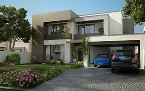 cheap outer elevations modern houses modern house design With outer design for modern house