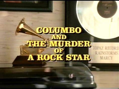 imcdborg columbo columbo   murder   rock star