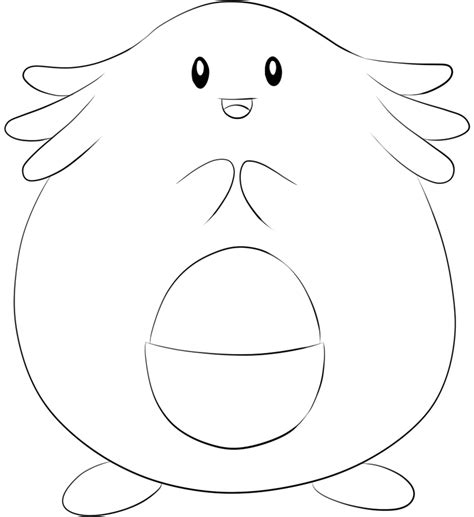 Jiggly Puff Kleurplaat by Jigglypuff Coloring Coloring Pages