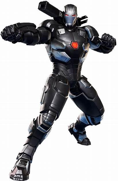 Marvel Rhodes James War