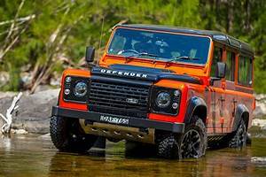 4x4 Land Rover : land rover defender will return 4x4 australia ~ Medecine-chirurgie-esthetiques.com Avis de Voitures