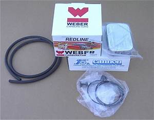 Weber Dgv Carburetor Kit Manual Choke Mk4  1500
