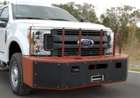 push bumper  ford superduty    trucks pb
