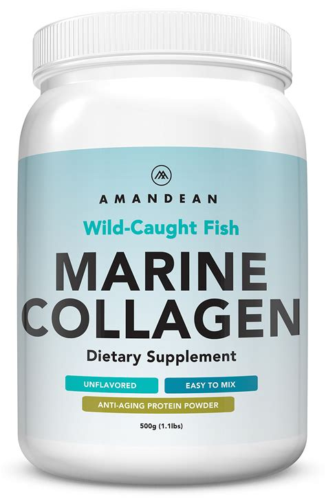 Amazon.com: SeaSource™ Collagen PURE HYDROLYZED FISH