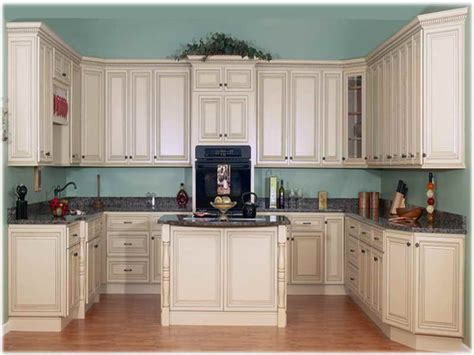 Cabinet & Shelving  How To Paint Antique White Cabinets