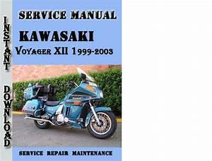 Kawasaki Voyager Xii 1999