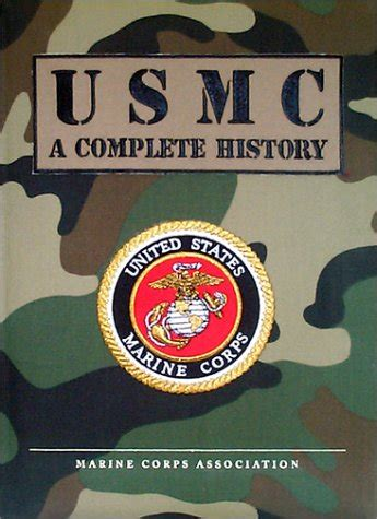 usmc  complete history  military series  jon  hoffman
