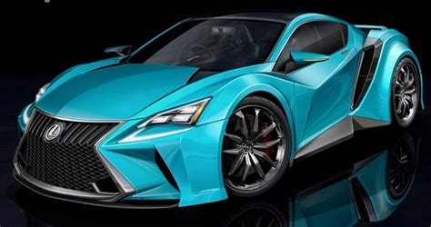 Lexus Sports Car 2020 by New Lexus Sports At Tokyo Olympics 2020 Show