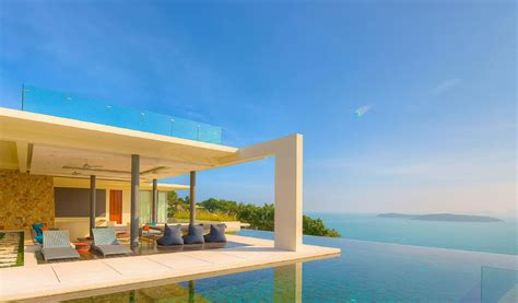 Three Spectacular Thai Villas 2 spectacular samujana villas at koh samui