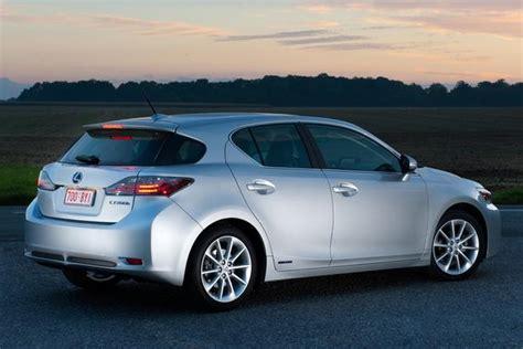 lexus ct   car review autotrader