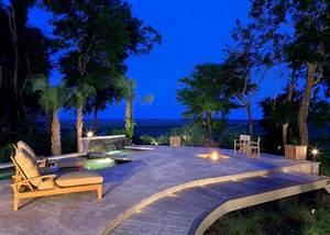 Eclairage Terrasse Piscine : tout ce qu 39 il faut savoir sur l 39 clairage terrasse ext rieur ~ Preciouscoupons.com Idées de Décoration
