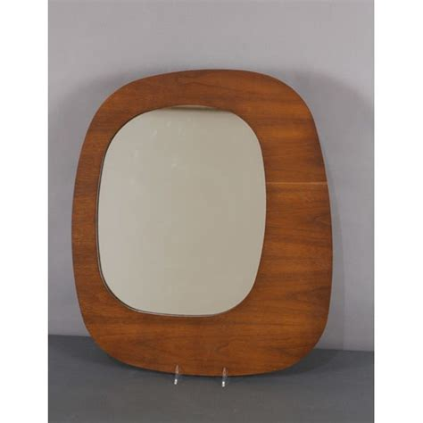 Mid Century Modern Mirror By Pure Design; Eames, Panton