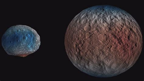 Dwarf Planet Ceres Is A Really Icy Place, Nasa's Dawn