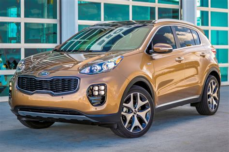2017 Kia Sportage Suv Pricing
