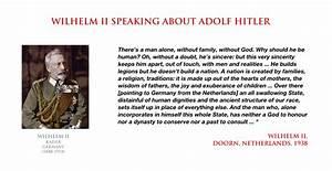 KAISER WILHELM ... Famous Kaiser Quotes