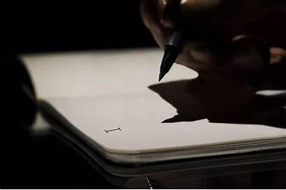 Down Writing Power Goals Spinal Brain Column