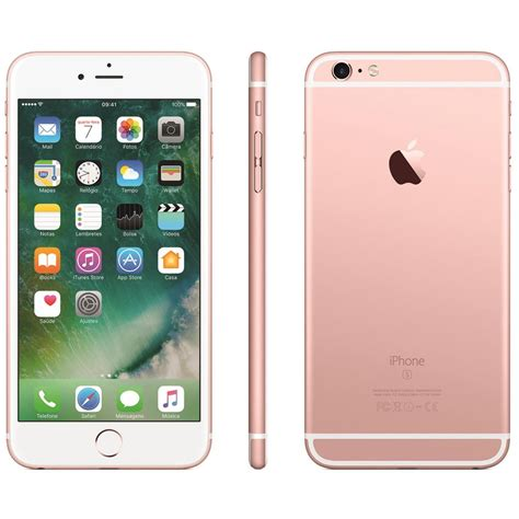 iphone 6 s plus iphone 6s plus apple 16gb tela 5 5 hd 3d touch