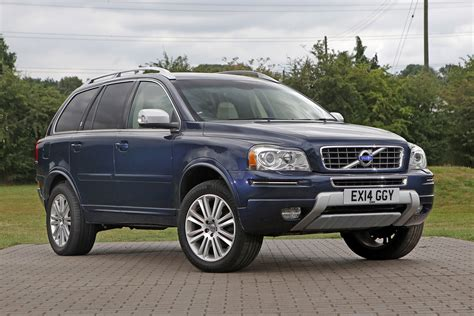 Review Volvo Xc90 by Used Volvo Xc90 Review Auto Express