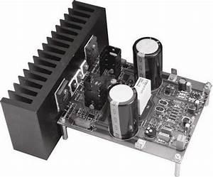 Hi Fi Power Mosfet Amplifier Circuit 160 Watt