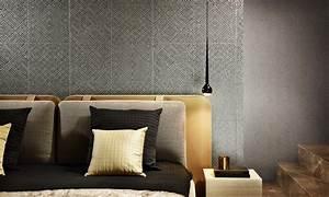 fliesen tapete matrix von arte 2861 With balkon teppich mit arte tapeten