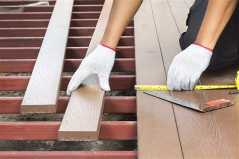 How to Install Composite Decking