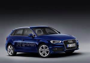 Natural Gas-Powered 2014 Audi A3 g-tron Revealed