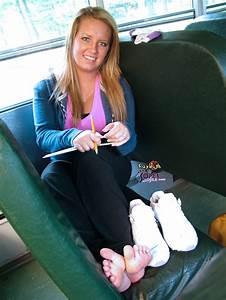 Wu39s Feet Links Kayleigh39s After School Feet