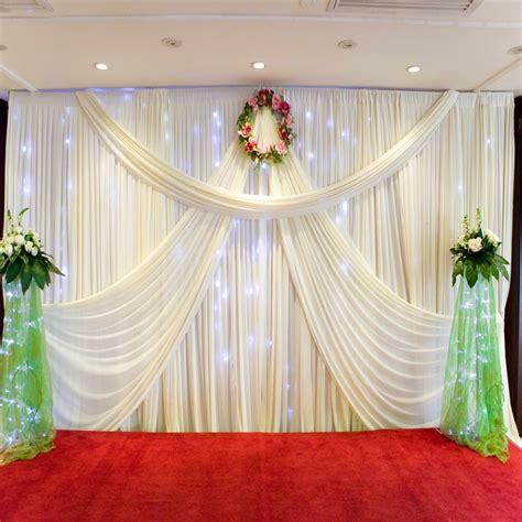 popular wedding backdrop fabric buy cheap wedding backdrop