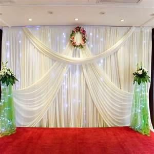 Curtain Wedding Backdrop Curtain