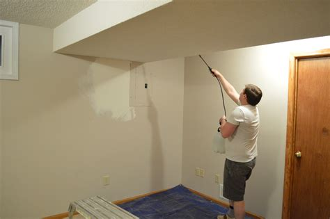 One Step Forwardmore Tips For Diy Popcorn Ceiling