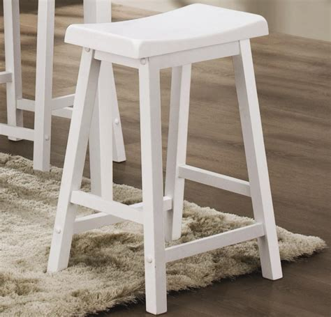 wooden bathroom stools white wood bar stools providing enjoyment in your kitchen