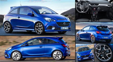 Opel Corsa Opc (2016)  Pictures, Information & Specs