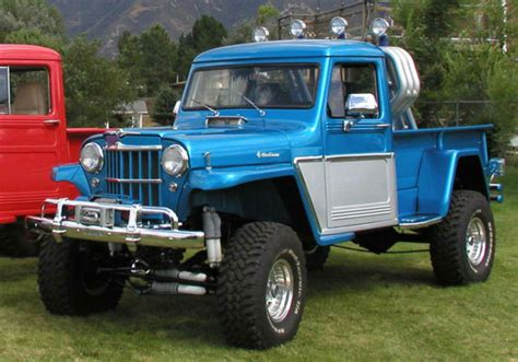 custom willys jeep  truck classic willys   sale