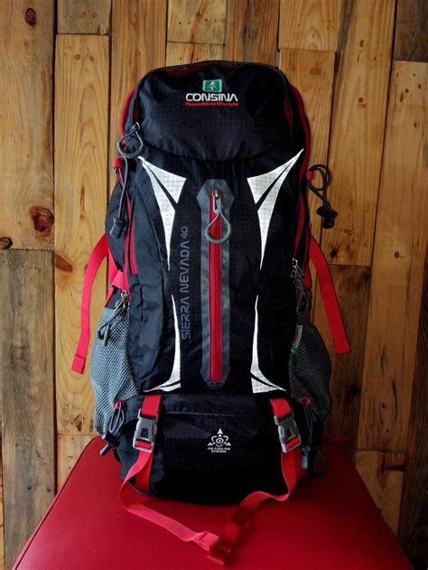 jual carrier consina nevada 40 l up to 50 l tas