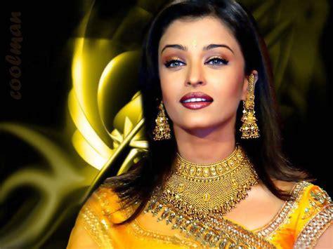 Jewelry, Fashion and Celebrities: Aishwarya Rai Saree