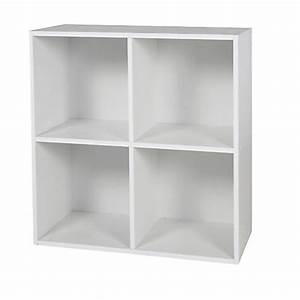 Multi storage unit white for Homebase bathroom storage units