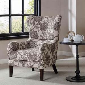 Laurel, Foundry, Modern, Farmhouse, Grangeville, Swoop, Wingback, Chair, U0026, Reviews