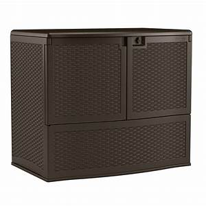 shop suncast 48 in l x 3025 in w 195 gallon java resin With kitchen cabinets lowes with cast resin wall art