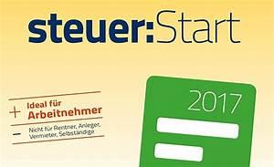 Einkommensteuer 2017 Berechnen : einkommensteuer erkl rung 2017 mit wiso steuer start 2018 ~ Themetempest.com Abrechnung