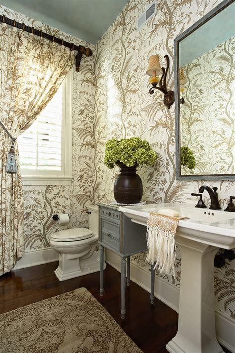 amazing bathroom wallpaper ideas  tricks