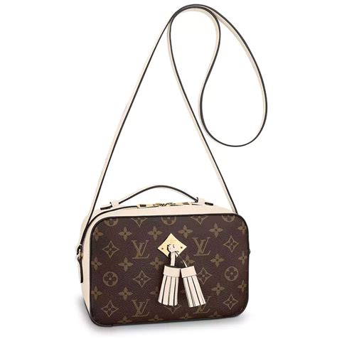 louis vuitton saintonge bag   brands latest monogram hit purseblog