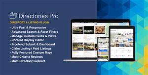 Download Directories Pro Plugin For WordPress V1250