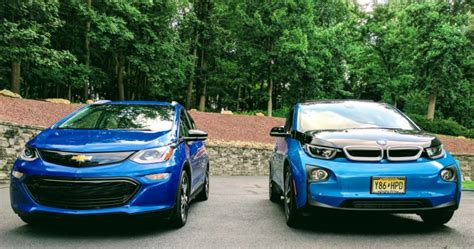 Ev Cars by Chevy Bolt Ev Reviewed By Bmw I3 Driver Electric Cars