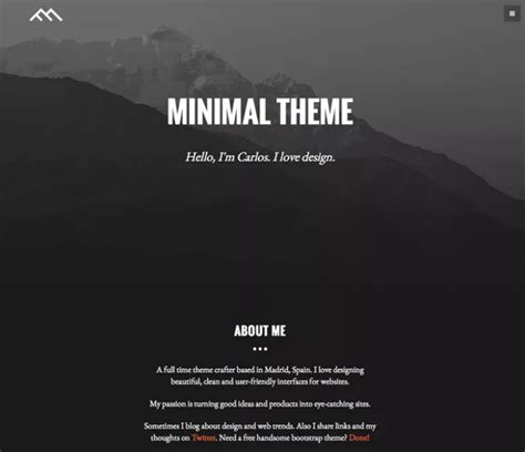 templates scroll page bootstrap 100 best responsive free one page bootstrap template with